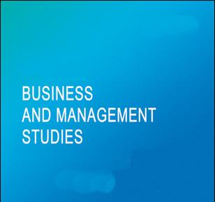 School Of Business & Management Studies